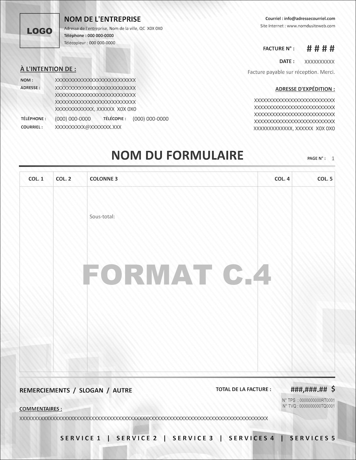 FORMAT C.4