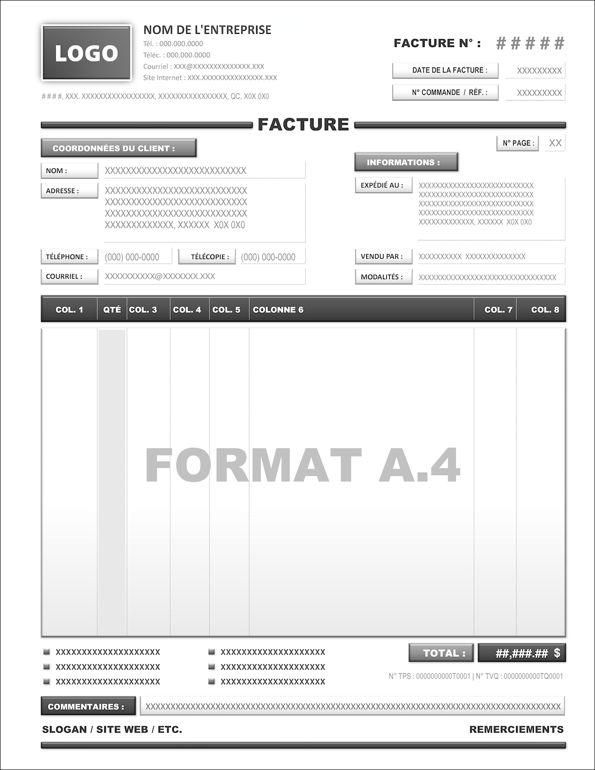 FORMAT A.4