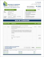 MODÈLE SE.8 | SERVICES | BON DE COMMANDE | FORMAT A.1