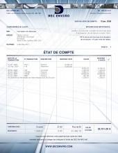 C.2 ÉTAT DE COMPTE - FRANÇAIS - SE.3