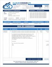 B4_TÉLÉCOMMUNICATION_TE3_BON DE COMMANDE_FORMULAIRE_SAGE 50_SIMPLE COMPTABLE