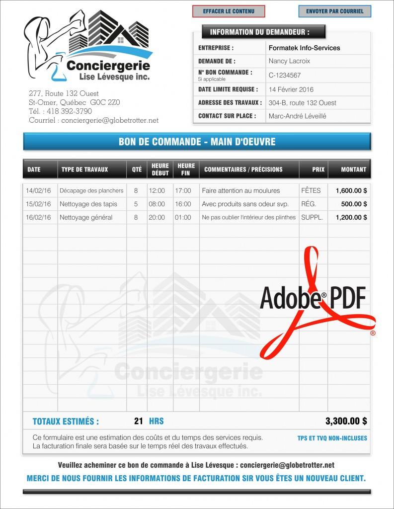 BON DE COMMANDE PERSONNEL_PDF À REMPLIR_DYNAMIQUE_INTERACTIF_ENTREPRISE_CONCIERGERIE_A2