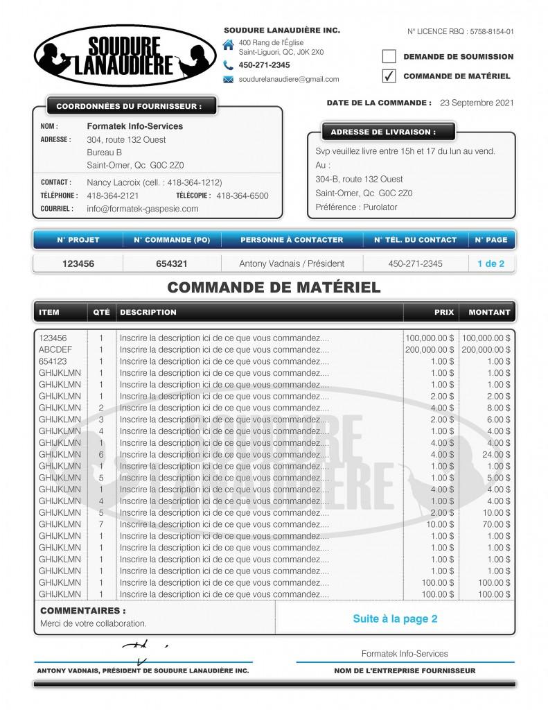 BON DE COMMANDE - SOUDURE LANAUDIÈRE - FORMULAIRE PDF DYNAMIQUE - imprimé_Page_1