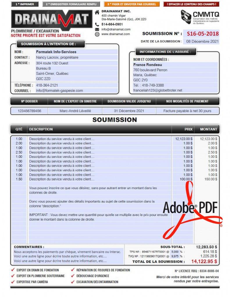 SOUMISSION-VERSION-1-DRAINAMAT-FORMULAIRE-PDF-MODE-DYNAMIQUE